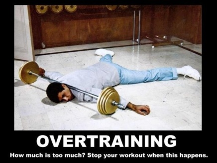 over training